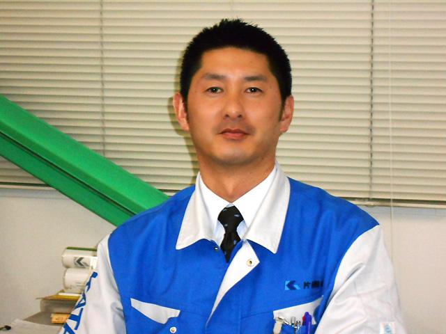 社員インタビュー(営業 1999年中途入社)