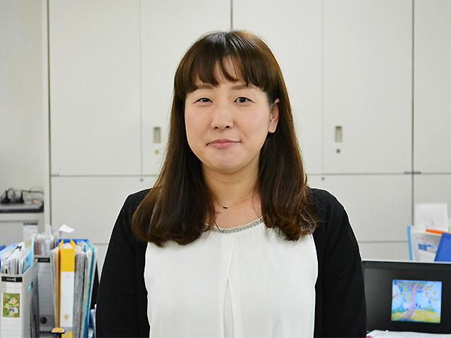 社員インタビュー(事務 2006年中途入社)