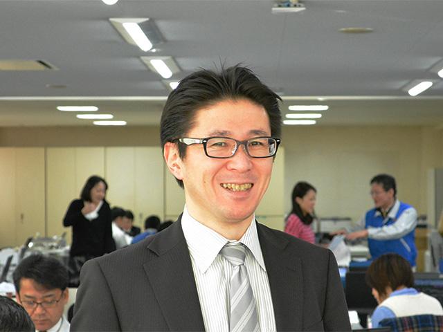 社員インタビュー(営業 1998年新卒入社)