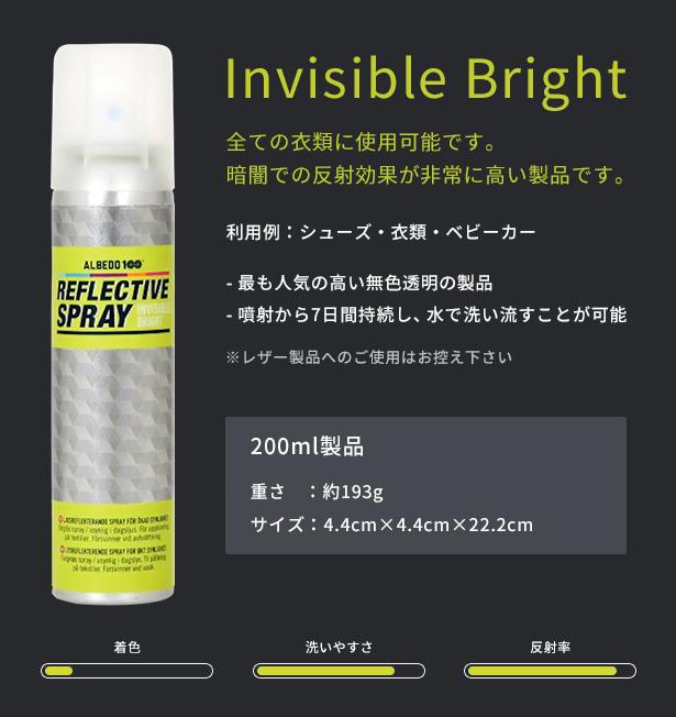 LBEDO 100 Invisible Bright
